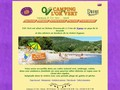 Camping drome provencale L'Or Vert