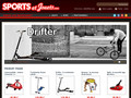 Boutique : skateboard, snowboard, trottinettes, luges et skis. - Sports et Jouets