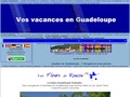 Location Deshaies - Location Gites Guadeloupe