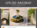 Agence immobili?re Luberon Provence